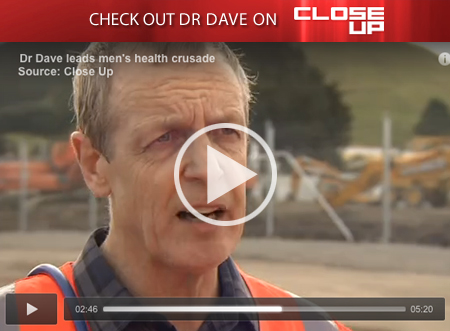 Check out DR Dave on TVNZ Close Up
