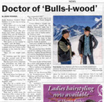 Doctor of bulls i wood